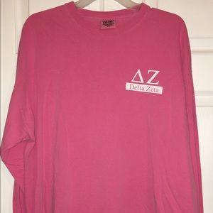 Delta Zeta Crest shirt